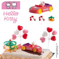 Kökuskreytingasett - Hello Kitty image