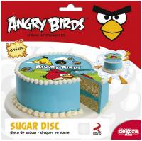 Sykurblað - Angry Birds 16cm image