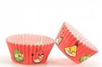 Muffinsmót - Angry Birds 50stk image