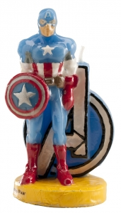 Kerti - Captain America image