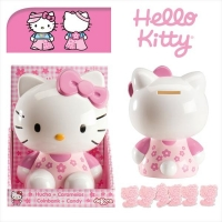 Kökuskraut - Sparibaukur með nammi - Hello Kitty image