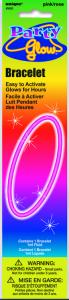 Glow-in-the-Dark - Armband Bleikt image