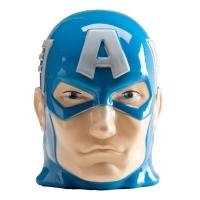 Kökuskraut - Ofurhetjurnar - Captain America - 7,5cm image