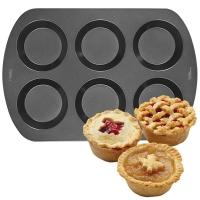 Bökunarmót - Mini Pie - 6 hólf image