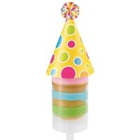 CakePop-Hattar 7 cm - 12 stk image