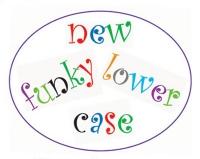 Sett - Funky bókstafir, lágstafir image