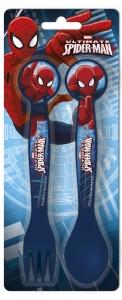 Hnífapör - Skeið og gaffall - Spiderman image