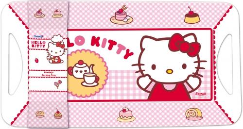 Melamín bakki - Hello Kitty