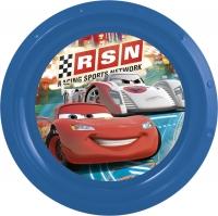 Diskur úr plasti 21cm - Cars image