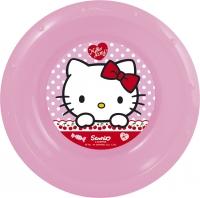 Skál úr plasti 16,5cm - Hello Kitty image