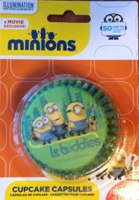 Muffinsmót - Minions 50stk image