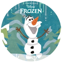 Sykurblað - Frozen - Olaf 20cm A image
