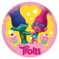 Sykurblað - Trolls 16cm image