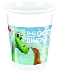 Plast glös - The Good Dinosaur - 200ml., 8stk. image