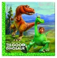 Servíettur - The Good Dinosaur - 33x33cm, 20stk. image