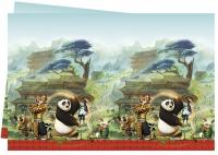 Plastdúkur - Kung Fu Panda - 120x180cm image