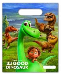 Partýpokar - The Good Dinosaur 6stk. image