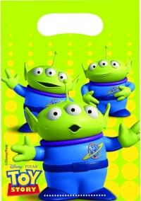 Partýpokar - Toy Story - 6stk. image
