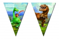 Fánalengja - The Good Dinosaur - 9 plast fánar 2,3m. image