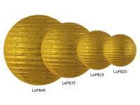 Glimmer kúla - Gull - 25cm image