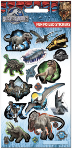 Límmiðar - Endurnotanlegir - Jurassic World, Risaeðlur image