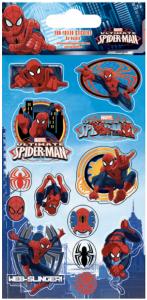 Límmiðar - Endurnotanlegir - Spiderman B image