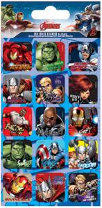 Límmiðar - Endurnotanlegir - Avengers A image