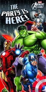 Hurðar-Plagat - Avengers image
