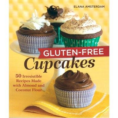 Bók - Gluten-Free Cupcakes - 5o uppskriftir