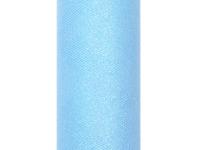 Löber Tjull - Ljósblár - 15cm x 9m image