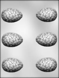 Plastmót - Páskaegg 6,3 cm image