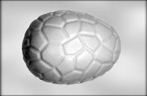 Plastmót - Páskaegg 19 cm (2 stk)