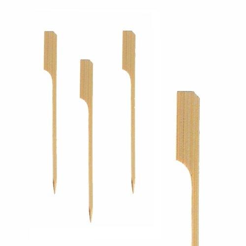 Grillspjót með haldi - 18cm - 250 stk image