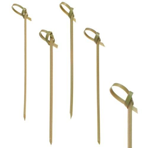 Bambuspinnar - 10cm - 250 stk image