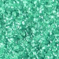 Kristalsykur - Pearlescent Túrkis - 1kg. image