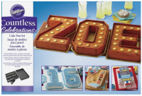 Countless Celebrations Cake Pan Set - 37 x 23 cm  image