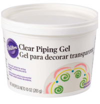 Piping gel frá Wilton - Glært - 283g image
