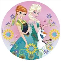 Sykurblað - Frozen 20cm Elsa og Anna image