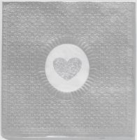 Servíettur - PPD - Medaillon Love 33x33cm 20 stk. image