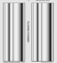 Plastmót - Stórar stangir image