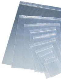 """Rennilásapokar - Glærir - 4x4"""" - 100stk image"""