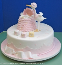 SatinIce Gum Paste - Hvítt 0,91 kg image