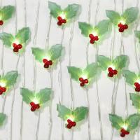 LED ljósasería - Botanical Holly 3m image