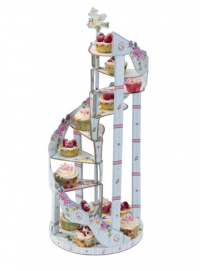 Cupcake standur - Spírall - Truly Scrumptious image