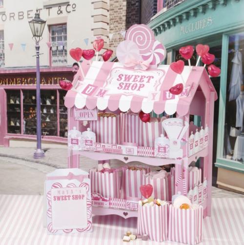 Cupcake standur - Nammibúð - Sweet Shop