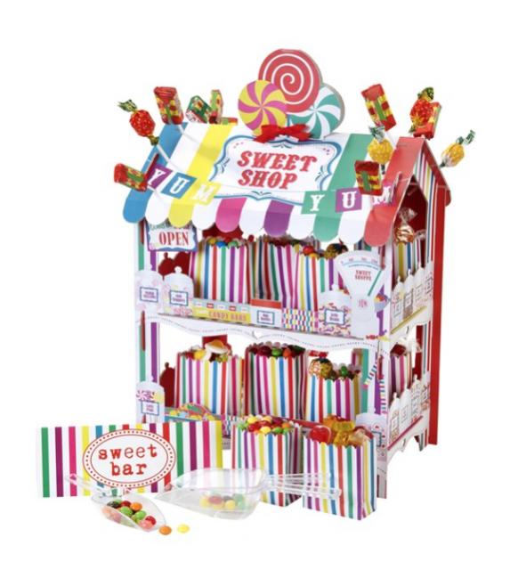 Cupcake standur - Karnival nammibúð - Sweet Shop image