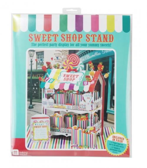 Cupcake standur - Karnival nammibúð - Sweet Shop