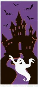 Gjafapokar - Haunted House 20 stk image