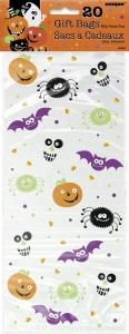 Gjafapokar - Spooky Smiles 20 stk image