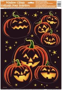 Gluggaskraut - Pumpkin Halloween 3stk image